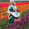Tulip Fest in Oregon