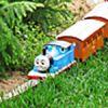 Fantasy Garden Train Show